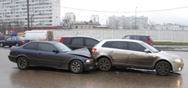 В Москве сокращается количество аварий