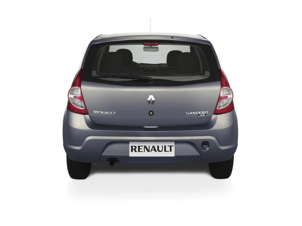 Фото Renault Sandero - идеал…